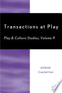 Transactions At Play