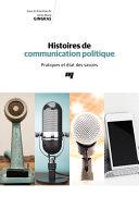 Pdf Histoires de communication politique Telecharger