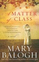 A Matter of Class Pdf/ePub eBook