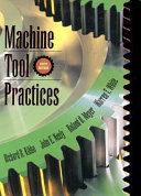 Machine Tool Practices Book PDF