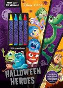 Disney Pixar Halloween Heroes