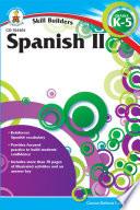 Spanish II, Grades K - 5
