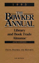 The Bowker Annual Library and Book Trade Almanac Book PDF
