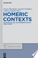 Homeric Contexts