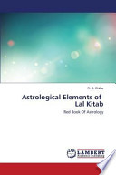 Astrological Elements of Lal Kitab