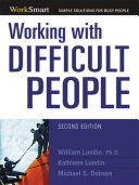 Working with Difficult People [Pdf/ePub] eBook