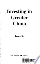 Investing in Greater China