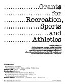 Grant  for Recreation  Sports    Athletics