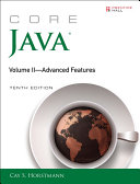 Core Java, Volume II--Advanced Features