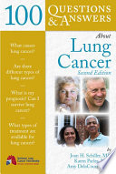100 Questions Answers About Lung Cancer Book PDF