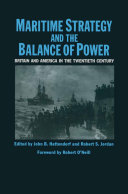 Maritime Strategy And The Balance Of Power Pdf