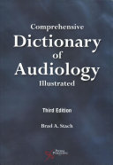 Comprehensive Dictionary of Audiology.