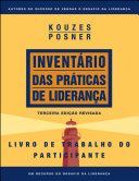 The Leadership Practices Inventory 3rd Edition, Participant's Workbook (Portuguese)