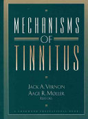 Cover of Mechanisms of Tinnitus
