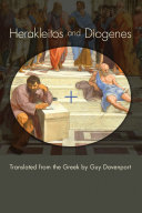 Herakleitos and Diogenes Pdf/ePub eBook