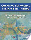 Cognitive Behavioral Therapy for Tinnitus