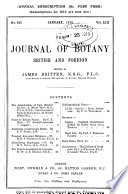 Journal of Botany  : British and Foreign , Volume 53