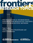 Psychoanalytical neuroscience: Exploring psychoanalytic concepts with neuroscientific methods