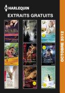 Extraits gratuits Harlequin octobre 2012