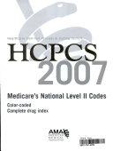 HCPCS 2007 Level II