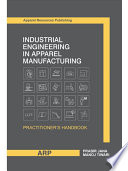 Industrial Engineering in Apparel Manufacturing Book