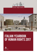 Italian Yearbook of Human Rights 2017