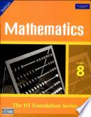 Iit Foundations - Mathematics Class 8