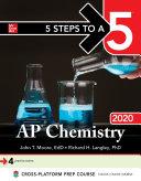 5 Steps to a 5  AP Chemistry 2020
