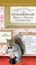 Pdf The Extraordinary Book of Useless Information