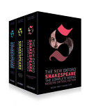 The New Oxford Shakespeare  Complete Set