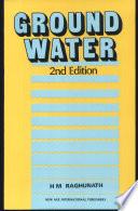 Ground Water Book