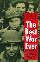Pdf The Best War Ever