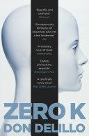 Zero K Book