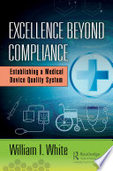 Excellence Beyond Compliance Book