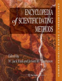 Encyclopedia of Scientific Dating Methods