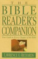 The Bible Reader S Companion