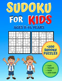 Sudoku For Kids  Ages 8  14 Years