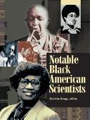 Notable Black American Scientists
