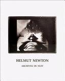 Helmut Newton  Archives de Nuit