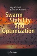 Pdf Swarm Stability and Optimization