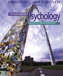 Introduction to Psychology  Gateways to Mind and Behavior with Concept Maps and Reviews