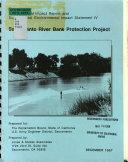 Sacramento River Bank Protection Project