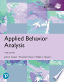 Applied Behavior Analysis  Third Edition