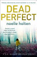 Dead Perfect  Maggie Jamieson thriller  Book 3