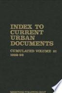 Index Current Urban Doc