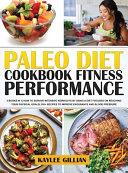 Paleo Diet Cookbook Fitness Performance