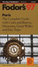 Paris, 1997 - Fodor's Guide