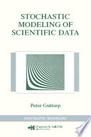 Stochastic Modeling Of Scientific Data