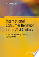 International Consumer Behavior In The 21st Century PDF
