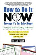 How to Do It Now Because It's Not Going Away [Pdf/ePub] eBook